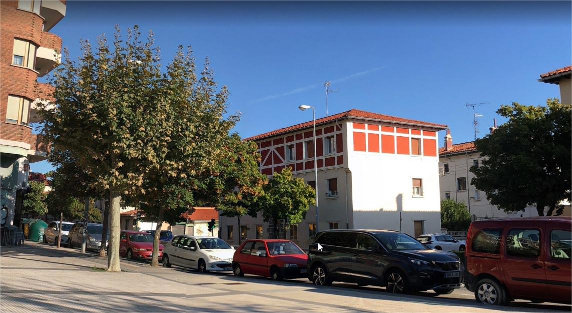 Zona residencial del barrio de la Txantrea - DDC Gestión Inmobiliaria